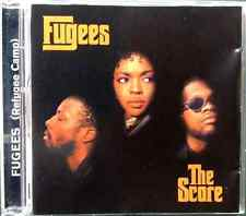 THE FUGEES / THE SCORE - CD (printed in EU 1996 + bonus track)