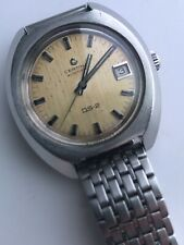 Certina DS2 With Champagne Texted Dial