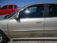 Driver Left Front Door Fits 00-05 LESABRE 79303