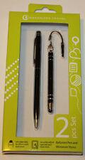 Organized Travel, IT1212, Kugelschreiber Und Miniatur Stypus, 2 St.Set, Neu