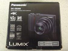 Panasonic Lumix 4K DC-ZS200 (SILVER)