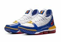 Nike Lebron XVI 16 SB Superman Mens Basketball Shoes White Red Size 11