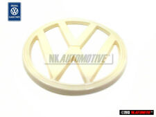 VW Classic Parts Transporter T2 Front Grill Badge Emblem - 211853601E 90D