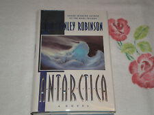 Antarctica by Kim Stanley Robinson    **SIGNED**        JA