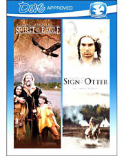Spirit of the Eagle And Sign of the Otter (Dvd 1982 2 Movie Set Dan Haggerty