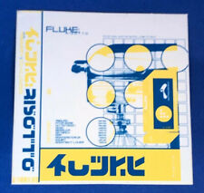 FLUKE - Risotto - PROMO STICKER VERY RARE ASTRALWERKS PROMOTIONAL STICKER