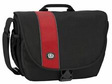 Tamrac Rally 6 Messenger Bag For DSLR Cameras - Black/Red (3446) UK Stock