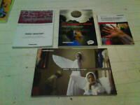 stock 4 libri nuovi di attualita' sociale- 12 euro -