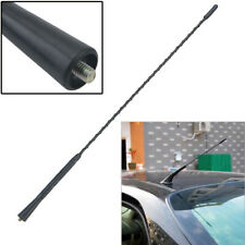 "New Universal Black Radio FM AM Signal Antenna Aerial Extend 16"" Car Accessories"