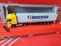 DAF XF 105  Huncargo Transport Holding 9400 Sopron  Hungary  Planensattel 158497