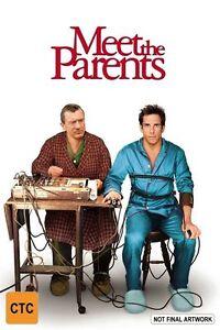 Meet The Parents Region 4 DVD Free Post