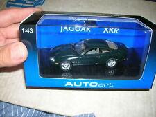 AutoART Modell 53621 - JAGUAR XKR COUPE - 1:43 in PC-Box