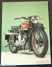 Classic 1939 500cc MATCHLESS Model 39/G80 . Motorcycle Postcard