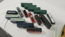 HO Scale Train Car Lot - Various brands and makes