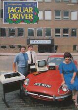 Jaguar Driver magazine December 1983 Issue 281