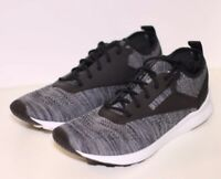 REEBOK ZOKU RUNNER ISM BLACK/GREY/WHITE MEN'S SZ 9.5 Sneakers  BS8320