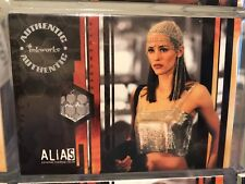 Alias Costume Card PW2 Season 1 Jennifer Garner