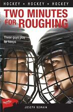 Two Minutes for Roughing (Lorimer Sports Stories)-ExLibrary