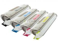 Pack de 4 toners compatibles pour OKI C710, C710DN, C711, C711DN