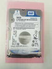 """WD Western Digital Blue WD5000LPVX 500GB 2.5"""" Hard Drive Disk 5400 RPM SATA HDD"""
