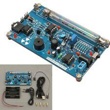 Assembled DIY Geiger Counter Kit Module Miller Tube Nuclear Radiation Detector