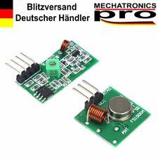 433 Mhz Sender Empfänger RF Funk Modul Transmitter Arduino Raspberry Pi
