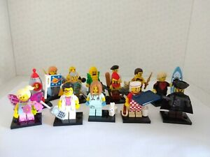 LEGO Minifigures Series 17 (71018) - Select Your Character