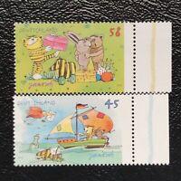 Alemania Federal año 2013 Janosch Ilustrador de Libros  Nº 2816 y 2817