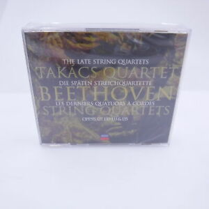 Beethoven: The Late String Quartets CD