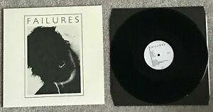 Failures s/t LP Youth Attack Cult Ritual Total Abuse Sex Vid The Repos Iron Lung