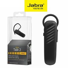 Bluetooth Headset JABRA TALK 2 Wireless Stereo Headphone HD Voice Music Black