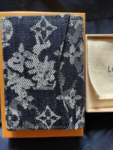 BNWT Louis Vuitton Pocket Organizer Monogram Tapestry