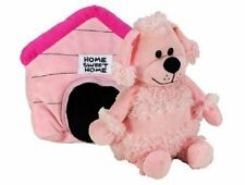 MASCOT AND PILLOW HAPPY NAPPERS JUNIOR POODLE DOG HUND 34