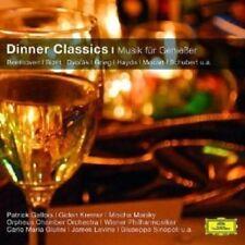 DINNER CLASSICS-MUSIK FÜR GENIEßER (CC)  CD NEW+