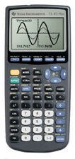 Texas Instruments Ti83 Plus Graphing Calculator with Cover {Great Condition!}