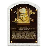 "Frank Thomas Chicago White Sox Textured Hall of Fame Gallery Plaque (10"" x 14"")"