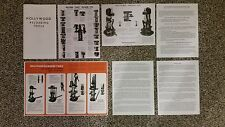 HOLLYWOOD GUN SHOP/RELOADING PRESS: TOOL MANUAL AND INFORMATIONAL MATERIAL