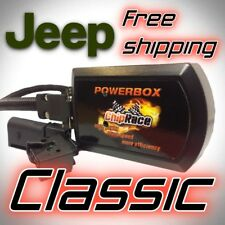 JEEP CHEROKEE KJ 2.5 CRD 143 CV TUNING CHIP BOX CHIPTUNING POWERBOX CHIP IT