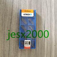 10PC New KORLOY Crowe CNC Blade MGMN300-G PC9030