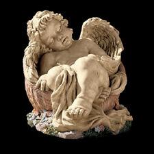 """Sleeping Angel 16"""" Christian Sculpture statue"""