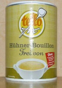 (1,62 Euro / pro 100 g ) tellofix Hühner Bouillon frei von