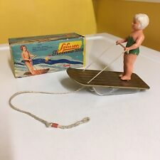 VINTAGE SCHUCO WATER SKIER, FLOTANO NR. 3009 BOATING ACCESSORIES. DISPLAYED ONLY