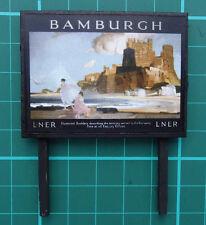 Advertising Hoarding (Bamburgh)