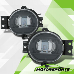 2002-2008 Dodge Ram 1500 2500 3500 Bright LED Projector Driving Fog Lights Pair