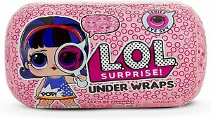 L.O.L. Surprise Under Wraps Doll- Series Eye Spy 1A ,+ 15 surprises NEW TOY KIDS