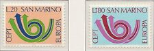 Europa CEPT 1973 San Marino 1029-1030 - MNH Postfris