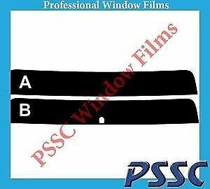 PSSC Pre Cut SunStrip Car Auto Window Films - Mazda 5 2005-2008