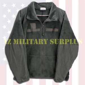 Polartec® High Loft Fleece Cold Weather Jacket ECWCS Gen III Level 3 MEDIUM REG