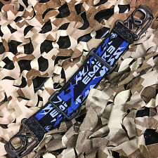 New Empire E-Vent/E-Flex/Helix Replacement Mask Goggle Strap - Blue Camo