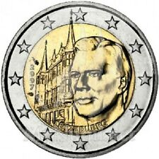 LUXEMBOURG 2 Euros Palais Grand-Ducal 2007 UNC